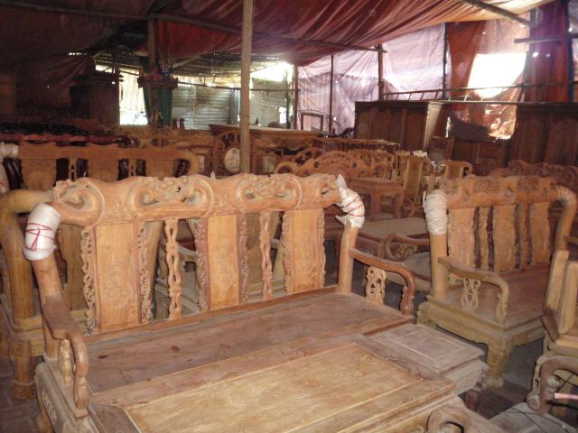 DN gỗ lo không cạnh tranh nổi ở thị trường nội địa