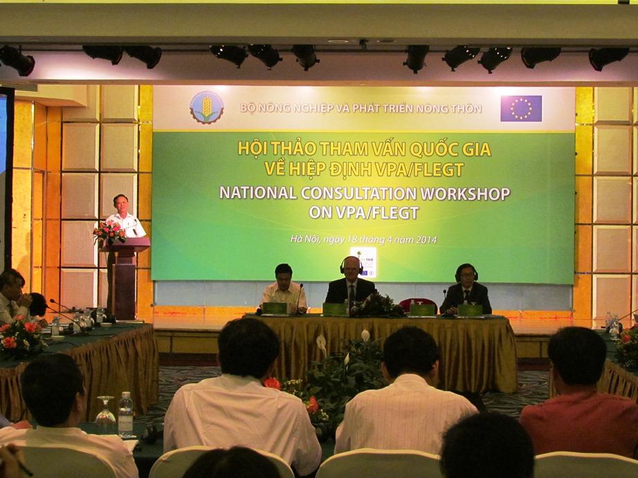 VPA/FLEGT: Đồ gỗ Việt nam thuận đường vào EU