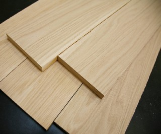 White Oak Lumber 3/4